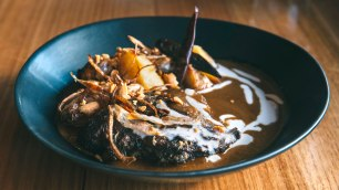 Rich massaman beef cheek curry